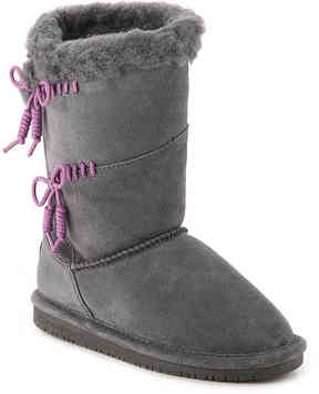 BearPaw Girls Riley Youth Boot