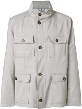Eleventy pocket front jacket