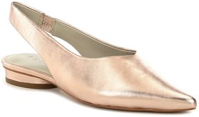 1 STATE Cace Sling Back Flats