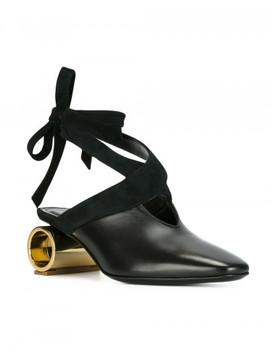 J.W.Anderson Cylender heel ballet mules