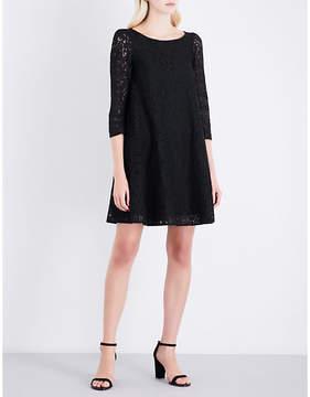 Claudie Pierlot Floral-lace loose-fit dress