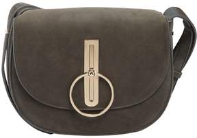Nina Ricci Large Compas Nubuck Shoulder Bag