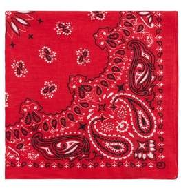 Mango Outlet Paisley print scarf