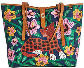 Dooney & Bourke As Is Islamorada Dover Tote - ONE COLOR - STYLE