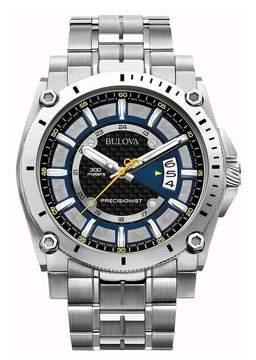 Bulova Men's Champlain Bracelet Watch, 46mm