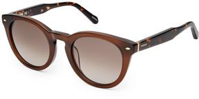 Fossil Saybrook Round Sunglasses