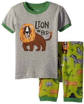 Hatley Safari Adventure Applique Shorts Set Boy's Active Sets