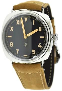 Panerai Radiomir California 3 Days PAM424 Stainless Steel & Leather Manual 47mm Mens Watch