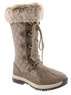 BearPaw Women's Quinevere Lace-up Boot.