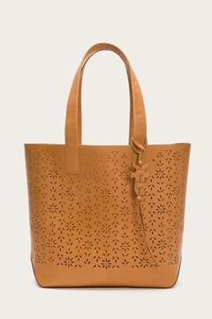 Frye Carson Floral Perf Tote