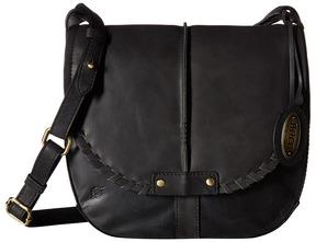 Born Crillon Saddle Bag