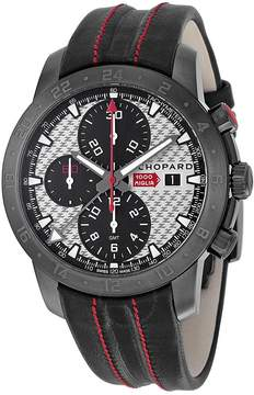 Chopard Mille Miglia Zagato Automatic Silver Dial DLC-coated Stainless Steel Men's Watch