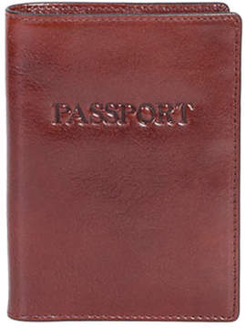 Scully Passport Case 3005