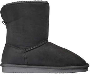 Joe Fresh Kid Girls' Lined Boots, Black (Size 13)