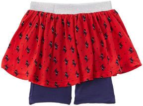 Chicco Girls' Red Legging