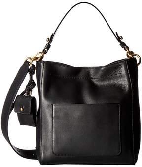Cole Haan Zoe Small Bucket Crossbody Cross Body Handbags