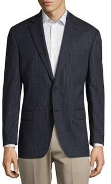 Lauren Ralph Lauren Slim-Fit Wool Blazer