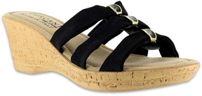 Easy Street Shoes Tuscany by Andrea Women's Wedge Sandals