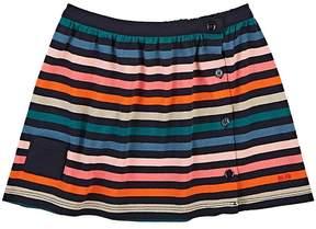 Sonia Rykiel Striped Cotton Jersey Skirt