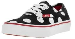 Vans Kids Authentic (polka Dots) Skate Shoe.