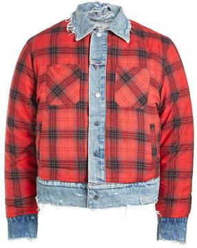 Amiri Reversible Denim Jacket