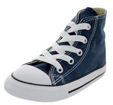 Converse Toddlers Chuck Taylor Allstar High Casual Shoe.