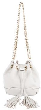 Rebecca Minkoff Lexi Convertible Bucket Bag - WHITE - STYLE