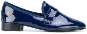 Repetto block heel loafers