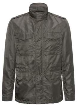 HUGO Boss Nylon Field Jacket Bingou S Brown