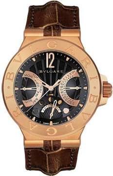 Bvlgari Diagono Automatic Men's Watch