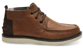 Toms Men's Chukka Boot Leather
