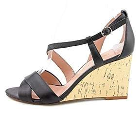 Enzo Angiolini Women Vanida Wedge Sandals.