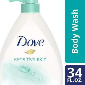 Dove Body Wash with Pump Sensitive Skin