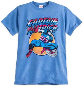 Disney Captain America Tee for Men