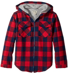 Hatley Plaid Lumber Flannel Jacket Boy's Coat