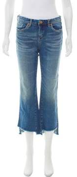 Blank NYC Mid-Rise Cropped Jeans w/ Tags