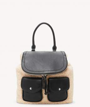 Sole Society Drury Backpack Sherpa Mix Backpack