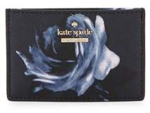 Kate Spade Floral Card Case - RICH NAVY - STYLE