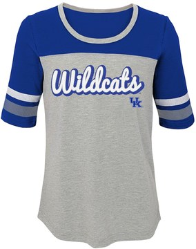 NCAA Girls 7-16 Kentucky Wildcats Fan-Tastic Tee