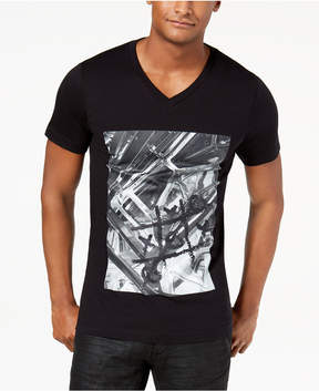 INC International Concepts I.n.c. Men's Gear Tac Graphic V-Neck T-Shirt, Created for Macy's