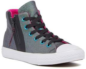 Converse Chuck Taylor All Star Shine High Top Sneaker (Toddler, Little Kid, & Big Kid)