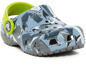Crocs Classic Graphic Clog (Toddler & Little Kid)