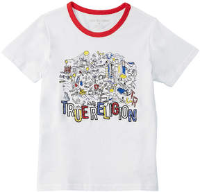 True Religion Boys' City T-Shirt