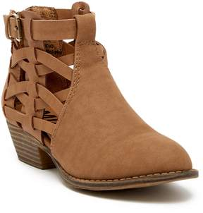 Mia Harley Woven Boot (Little Kid & Big Kid)