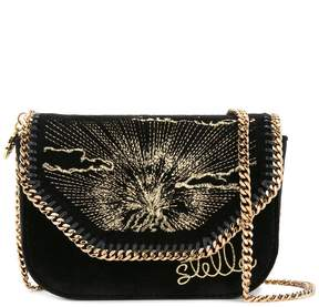 Stella McCartney embroidered Falabella mini bag