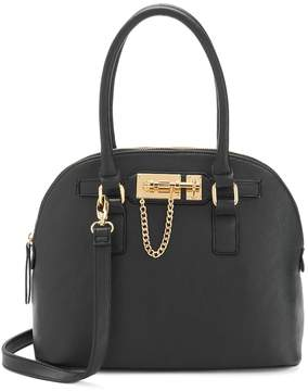 Apt. 9 Abell Slide Lock Domed Satchel
