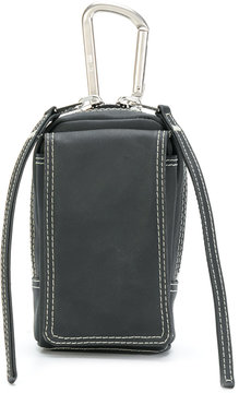 Rick Owens zipped belt purse