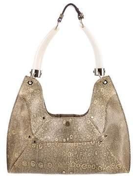 Saint Laurent Karung Mombasa Shoulder Bag