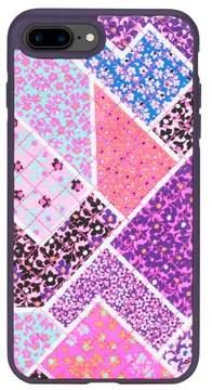 Vera Bradley Quilted Inlay iPhone 8 Plus & iPhone 7 Plus Phone Case