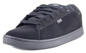 DVS Shoe Company Revival 2 Round Toe Suede Sneakers.